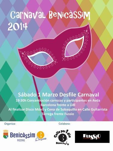 Carnaval de Benicàssim 2014