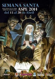 Semana Santa Aspe 2014