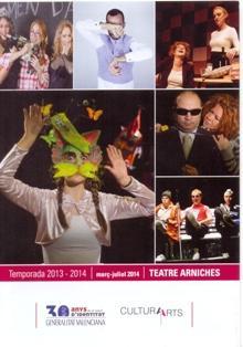 Filmoteca Teatro Arniches 2014