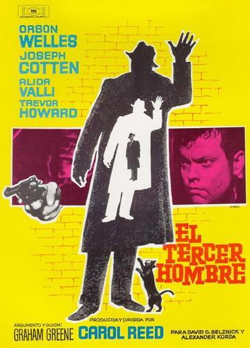 Cine: The third man (El tercer hombre) V. inglés.S.castellano