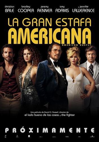 Cine: La gran estafa americana