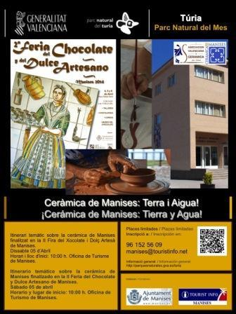 """Ruta """"Cerámica de Manises: Tierra y Agua"""""""