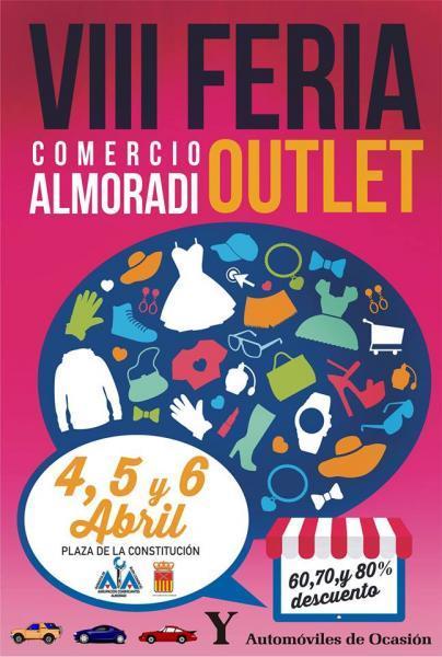 8ª Feria de Comercio Outlet en Almoradí