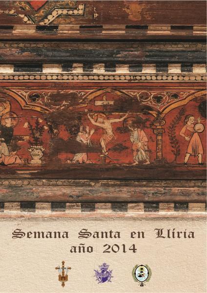 Actos de la Semana Santa en Llíria año 2014