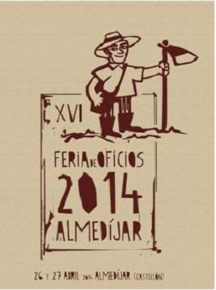 Feria de Oficios de Almedíjar 2014