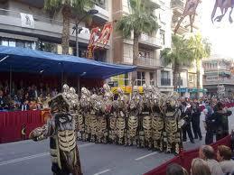 Programación Oficial de Actos de Moros y Cristianos de San Vicente del Raspeig 2014