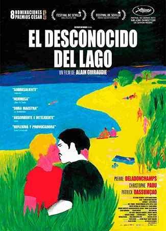 """XXIII Semana de Cine … """"EL DESCONOCIDO DEL LAGO"""""""