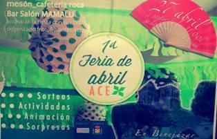 I Feria de Abril en Benejúzar 2014