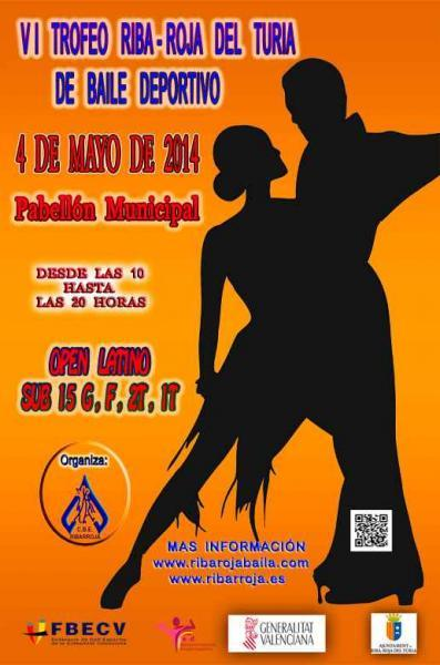 VI Trofeo Ribarroja del Túria de Baile Deportivo