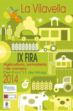 IX Fira d'Agricultura, Ramaderia i Comerç en la Vilavella