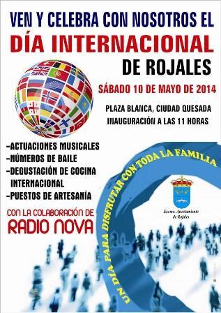 Día Internacional de Rojales 2014