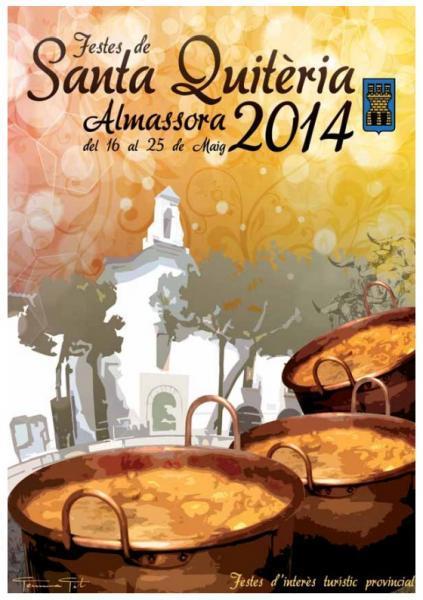 Fiestas de Santa Quitería en Almassora