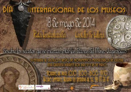 Dia Internacional de los Museos Cullera 2014