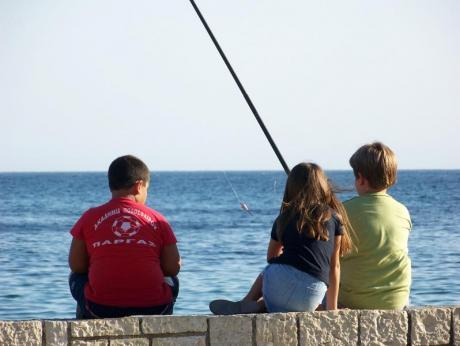 III Children's Fishing Contest CN Les Bassetes - Benissa