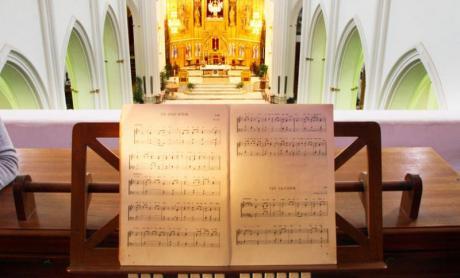 Organ Concert and wind quintet