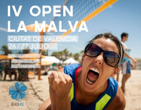 Torneo Valencia BeachBol 2014