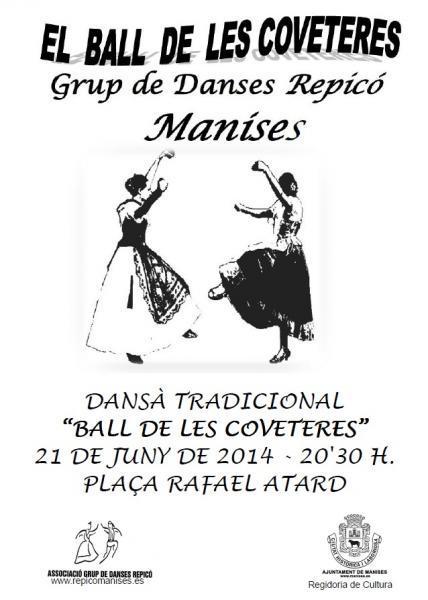 """""""Ball de Coveteres"""" Manises 2014"""