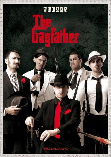 """Teatro: YLLANA presenta """"The Gagfather"""""""