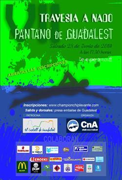 VII Travesia a nado pantano de Guadalest