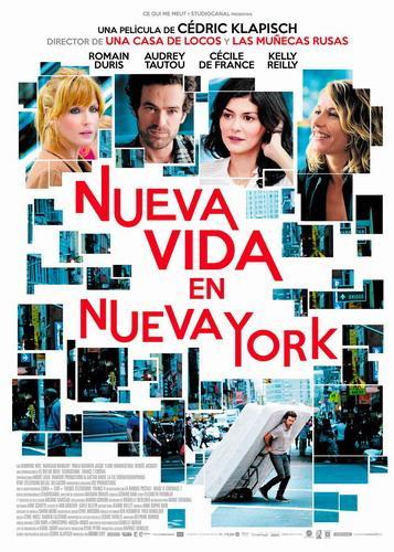 Cine: Nueva vida en Nueva York