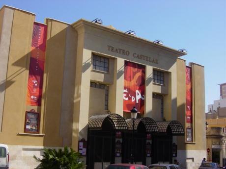 Teatro Castelar Julio 2014