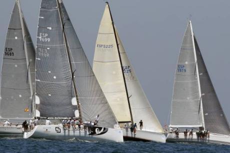 Máximo nivel en el XVI Trofeo SM La Reina- 2014 ORC European Championship