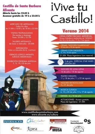¡Enjoy the Castle 2014!