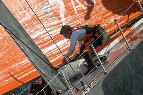 Alicante, siège de la Volvo Ocean Race