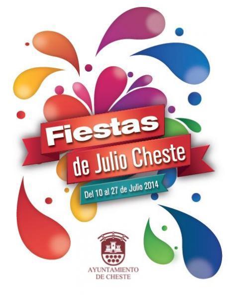 Fiestas de Julio Cheste 2014
