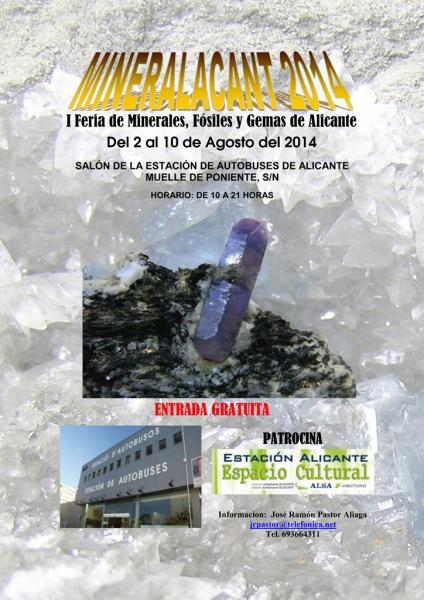 Mineralacant 2014