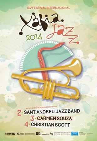Xàbia Jazz 2014