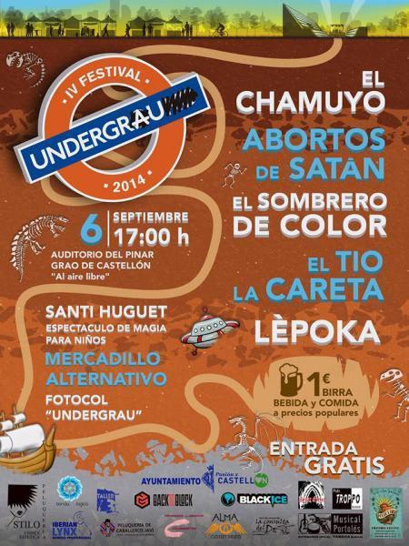 Festival Undergrao 2014