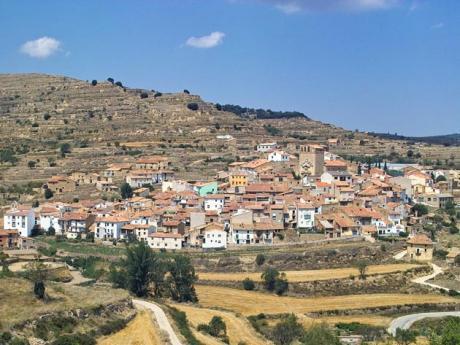 Fiestas en honor a Sto. Tomás, San Roque y la Asunción en el Portell de Morella