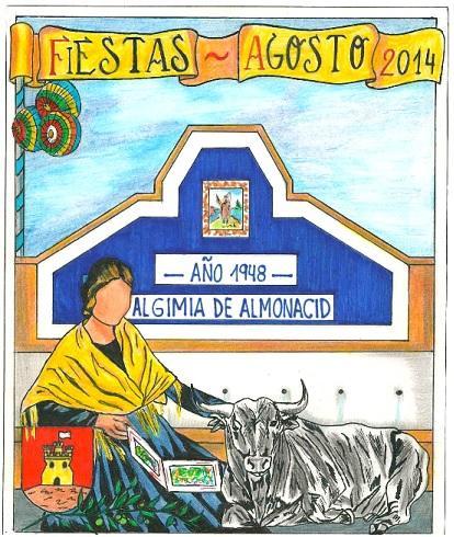 Fiestas de Agosto en Algimia de Almonacid
