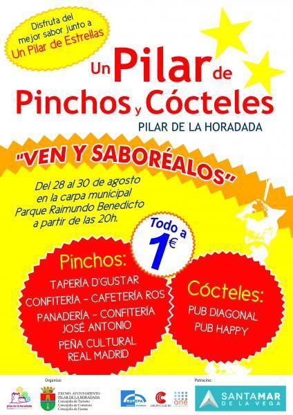 Un Pilar de Pinchos y Cócteles en Pilar de la Horadada