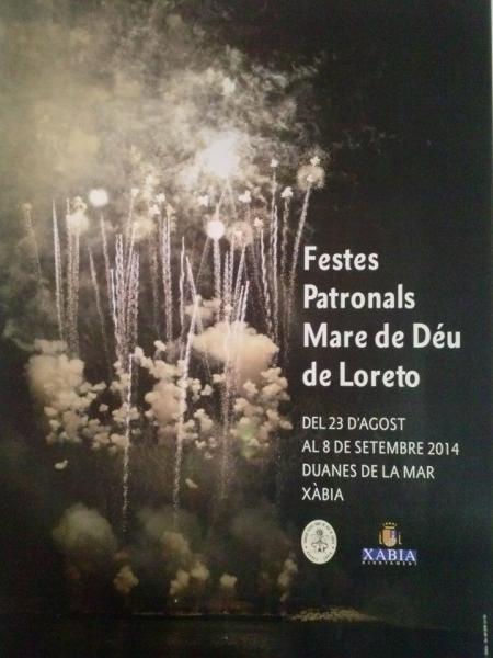 Mare de Déu de Loreto Festivities 2014
