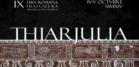 "Feria romana ""Thiar Julia"" en Traiguera"
