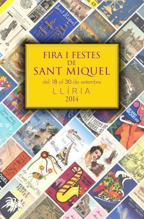 Feria y Fiestas de San Miguel Llíria 2014