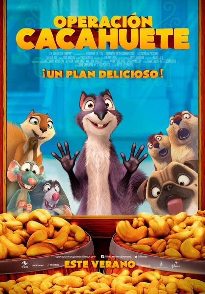 Cine: Operació Cacauet - Versión Valenciano