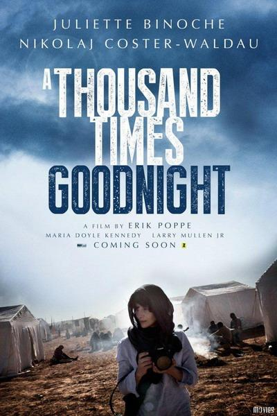 Cine: A thousand times good night (Mil veces buenas noches) VO Inglés