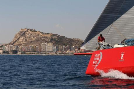 Volvo Ocean Race, the show must go on