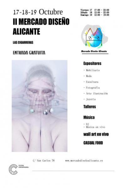 II Mercado Diseño Alicante 2014