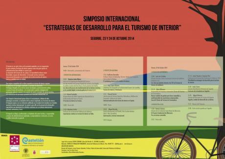 I Simposio Internacional Estrategias de desarrollo para el Turismo en el Interior en Segorbe