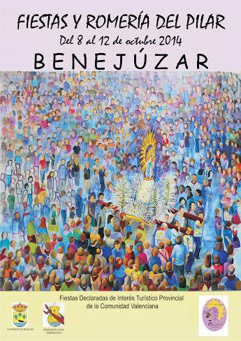 Fiestas y Romería del Pilar en Benejúzar 2014