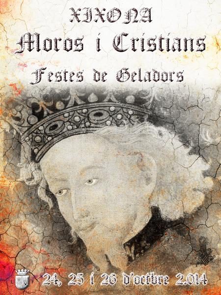 Fiestas de Moros y Cristianos de Invierno - Jijona 2014