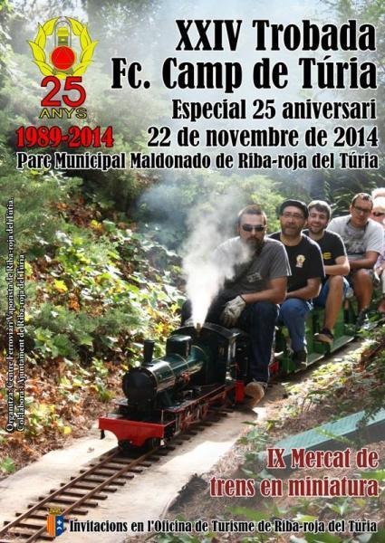 XXIV Trobada Fc. Camp de Turia