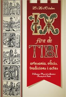 IX Fira de Tibi 2014