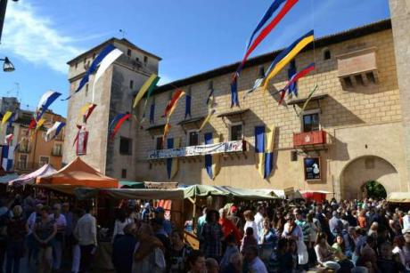 Tots els Sants – All Saints festival in Cocentaina