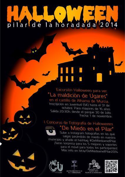 Halloween en Pilar de la Horadada 2014