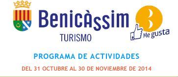 Actividades en Benicàssim - Noviembre 2014